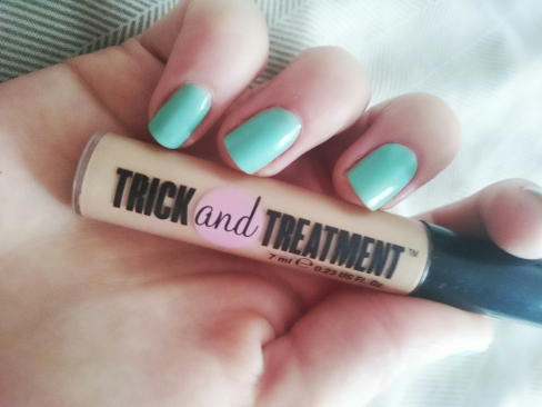 Soap and Glory's Trick and Treatment