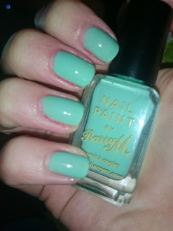 Barry M in Mint