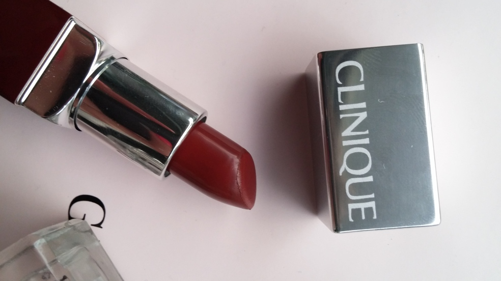 Clinique colour pop lipstick