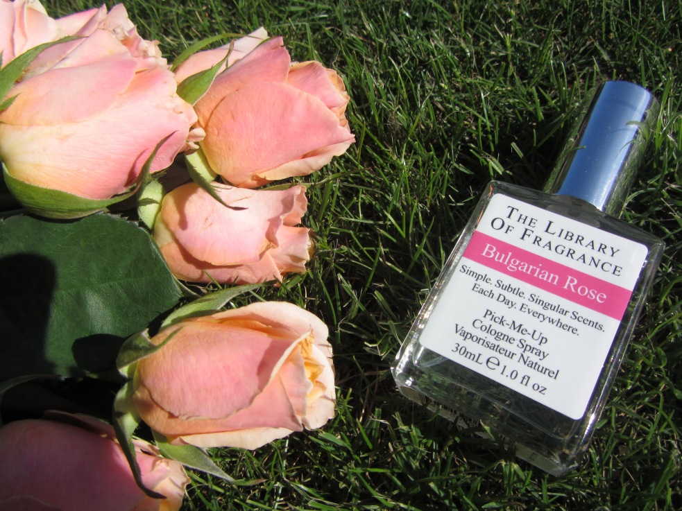 bulgarian rose cologne