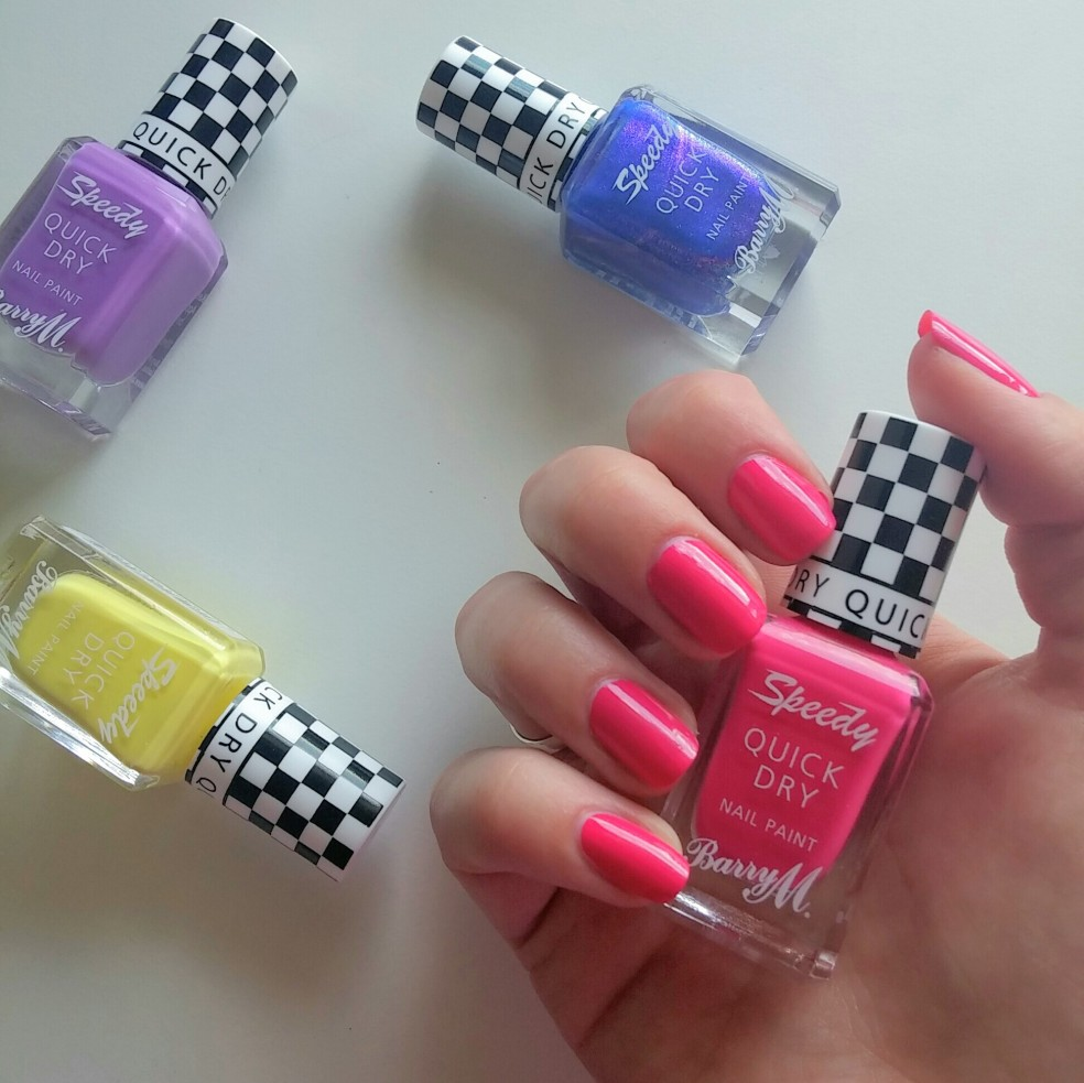 BarryM Speedy Quick Dry Collection