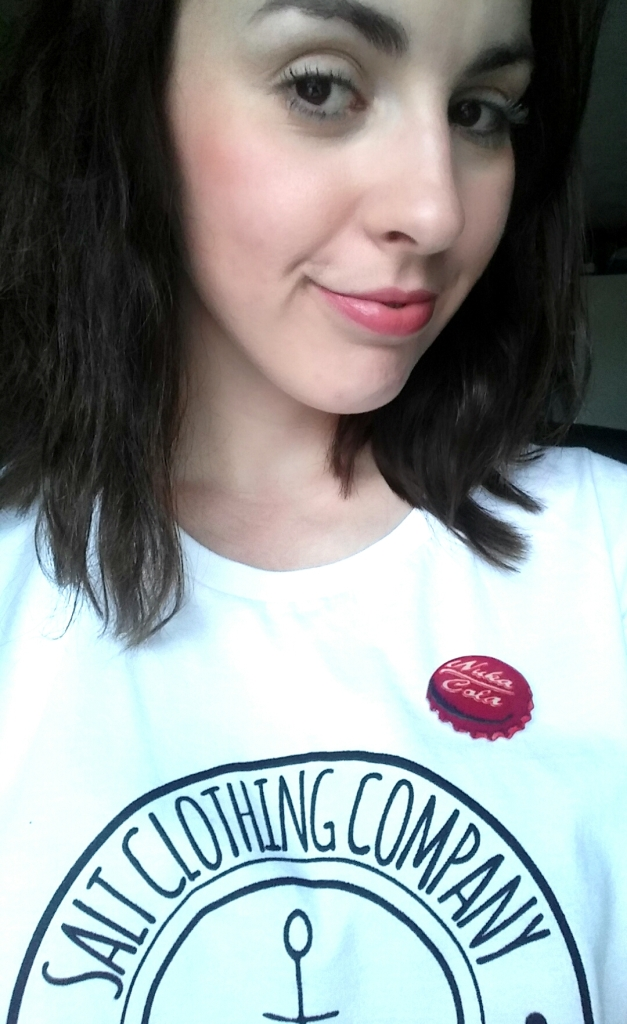 Nuka Cola Cap Brooch from The Kitschenette!