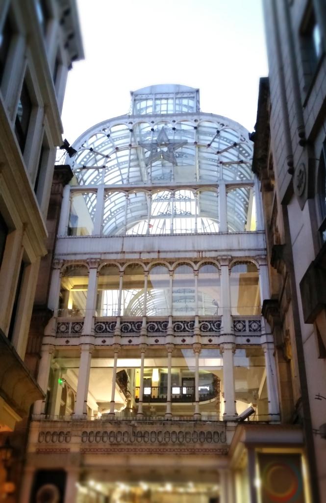 Barton Arcade Manchester