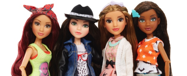 Project Mc2 Doll with Experiment Asst FW 149